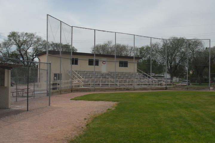 chadron nebraska baseball field